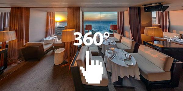 """Restaurant """"Le Cabestan"""" à Casa 360°"""