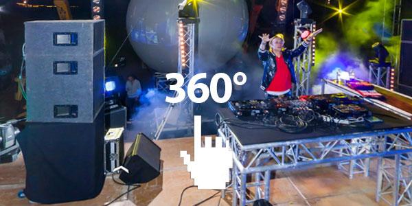 David Guetta en concert 360°
