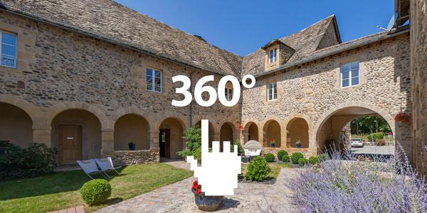 Chateau La Falque en 360°