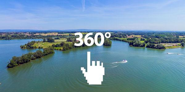La Plaine Tonique Bourg en Bresse 360°