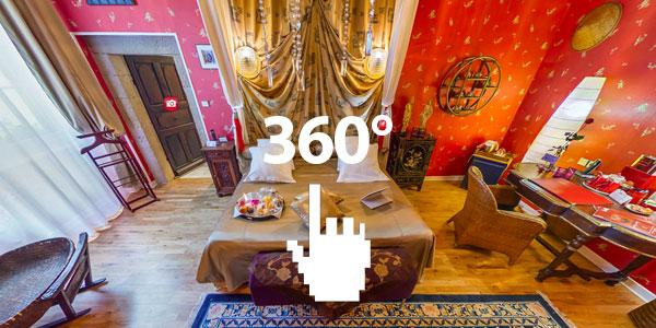Hôtel Renaissance à Castres en 360°