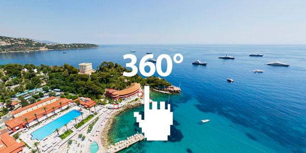 Découvrez le luxe de Monaco en 360°